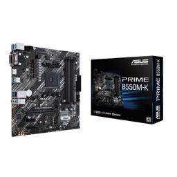 Motherboard Asus B550M-K Prime Socket Am4