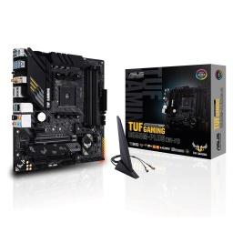 Motherboard Asus B550M Plus Tuf Gaming Wifi Am4 Amd Rgb