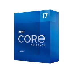 Procesador CPU Intel Core i7 11700k 11va Gen Octa Core 2.5 a 4.9Ghz Socket S1200 Unlocked Sin Fan