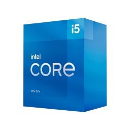 Procesador CPU Intel Core i5 11400 11va Gen Six Core 2.6 a 4.4Ghz Socket S1200 Con Fan
