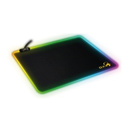 Mouse Pad Genius Gx Pad 300S Rgb Flexible