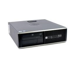 Equipo PC HP 6200 Pro Sff Core i3 2da 3.1Ghz 4Gb 250Gg Dvd Coa Win 7 Pro