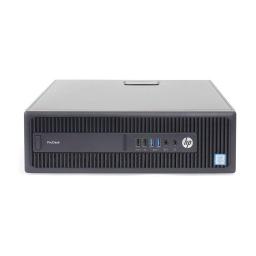 Equipo Pc Hp 600 G2 Core I7 6700 4.0Ghz 16Gb 256Gb Ssd Dvd Coa Win 8 Pro