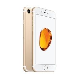 Celular Iphone 7 128Gb Lte Libre Certificado Preowned Con Auriculares Cargador y Cable Lightning Gold
