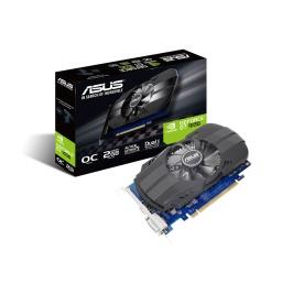 Tarjeta De Video Asus Gt1030 Oc 2Gb Gddr5 Nvidia Geforce Hdmi Dvi D