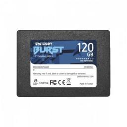 Ssd Patriot Burst Elite 120Gb  2.5 Sata3 6 Gbps