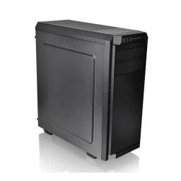 Gabinete Gamer TT V 100 1 Fan 120mm Negro