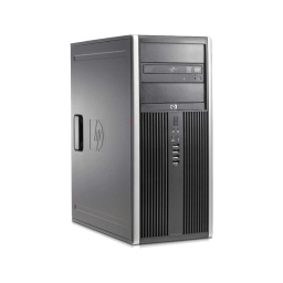 Equipo PC Hp Compaq Elite 8300 Intel Core i3 3ra 4Gb Ddr3 Hdd 250Gb Dvdrw