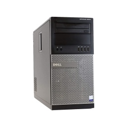 Equipo PC Dell Optiplex 9010 Intel Core i7 3770 3ra Gen 8Gb Ddr3 Hdd 500Gb Dvdrw COA Win 7 Pro 64bit