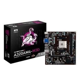 Motherboard Ecs A320am4-m3d Durathon 2 Socket Am4 M.2 PCIe