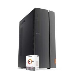 Equipo PC Lenovo 510A Amd Athlon 3000G 3.5Ghz 8Gb Nvme 256Gb Video Raden Vega 3 DvdRw Hdmi Bluetooth Wifi Win10