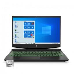 Notebook Gamer Hp Core i5 4.5Ghz 8Gb 256Gb 15.6 Fhd Gtx1650 4Gb Teclado Iluminado Bt Win10