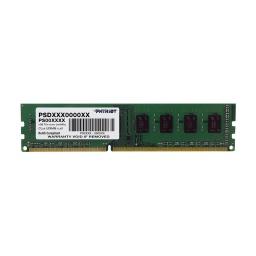 Memoria Ram Patriot 4Gb Ddr3 1600Mhz 1.5v Box Signature Para Pc