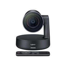 Camara Web Logitech Rally Ptz 4K 1080P Zoom 15x Videoconferencia