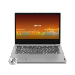 Notebook Lenovo Ideapad 3 Intel i5 1035G1 3.6Ghz 8Gb 512Gb Ssd 14 Fhd Wifi Bluetooth 5.0 Hdmi Win10