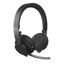 Auriculares Logitech Zone Wireless Con Microfono Bluetooth 5.0  Inalámbricos