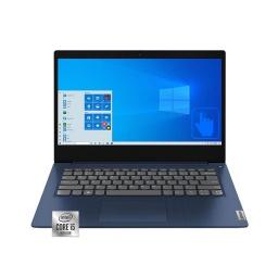 Notebook Lenovo Ideapad 3 Core i5 10210U 4.2Ghz 12Gb 256Gb Nvme 15.6 Hd Touch Win10