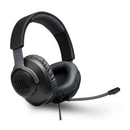 Auricular JBL Free Wfh Negro Con Micrófono Extraíble 3.5mm