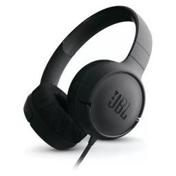 Auricular Jbl Tune 500 Negro Con Microfono 3.5 mm