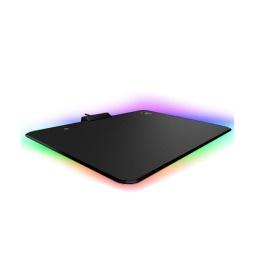 Mousepad Genius Gx-P500 Led Rgb Gamer Anti Deslizamiento 25 cm x 35 cm x 1.2 cm