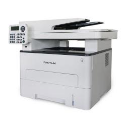 Impresora Pantum Laser Multifuncion M7200Fdw Red Wifi 33ppm1200 x1200dpi 60.000 Copias