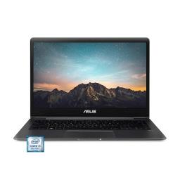 Notebook Asus Zenbook Intel Core i5 3.4Ghz 8Gb Nvme 256Gb 13.3 Fhd Teclado Iluminado Huella Dactilar Bt Wifi Win10