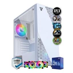 PC Gamer Intel Core i5 10400f Ram 8Gb Ddr4 2666 Ssd 240Gb Gt 1030 4Gb Hdmi Wifi W10 5 Juegos Instalados