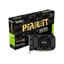 Tarjeta De Video Palit Geforce Gtx 1050ti StromX 4Gb Ddr5 Hdmi Dp Dvi