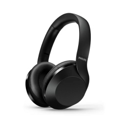 Auriculares Philips Taph802bk Inalambricos Bluetooth High Resolution Con Microfono