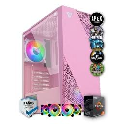 PC Gamer AMD Ryzen 3 3200G Ram 16Gb 2666Mhz Ssd 480Gb Gt 1030 4Gb Gddr5 Wifi HDMI Incluye Juegos