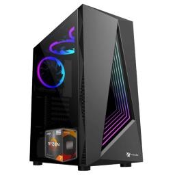 PC Gamer Amd Ryzen 5 5600G B550 16Gb 3200Mhz Rgb Nvme 500Gb Gtx 1660 Super 6Gb Hdmi Wifi W10 5 Juegos Instalados