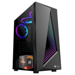 PC Gamer Amd Ryzen 5 5600G Ram 16Gb Ddr4 3200Mhz Ssd 480Gb Video Radeon Rx 550 4Gb Hdmi Wifi W10 Juegos Instalados