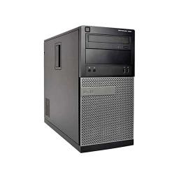 Equipo PC Dell Optiplex 390 Core I5 2da 2.5Ghz 4 Gb 250 Dvd Coa Win 7