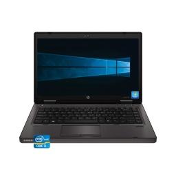 Notebook Hp Probook 6470b Intel Core i3 2.4Ghz Ram 4Gb Ssd 240Gb Pantalla 14 Hd Wifi Bluettoth Webcam Win 7 Pro Dvd-rw