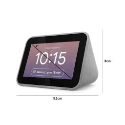 Reloj Inteligente Lenovo Smart Cd-24501F Con Google Assistant  Parlante Bt 5.0 Wifi Pantalla Tactil De 4 Android iOS