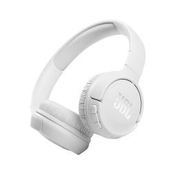 Auricular JBL Tune 510Bt Blanco Bluetooth 5.0 Inalámbricos