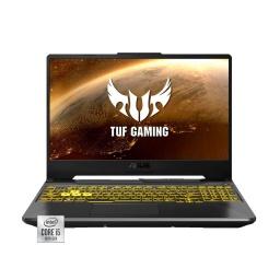 Notebook Gamer Asus Tuf Intel Core i5 10300h 4.5Ghz Ram 8Gb Nvme 512Gb 15.6 Fhd 144Hz Gtx 1650 4Gb Wifi Bluetooth Win10