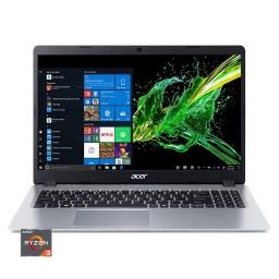Notebook Acer Aspire 5 A515 43 Amd Ryzen 3 3200U Dual Core 3.5Ghz 4Gb 128Gb 15.6 Full HD Led Camara Web Win10
