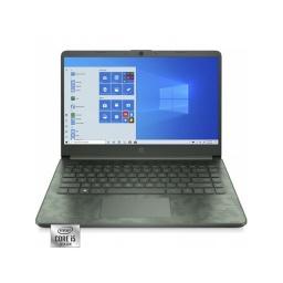 Notebook Hp Intel Core i5 1035G1 3.6Ghz Ram 8Gb Ddr4 Nvme 256Gb Pantalla 14 Hd Wifi Bt Win10