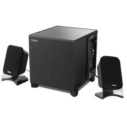 PARLANTES EDIFIER 2.1 XM2PF 12W RMS USB SD RADIO FM CONTROL REMOTO