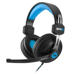 AURICULARES GAMER SHARKOON RUSH ER2 PS4 XBOX ONE PC AZUL
