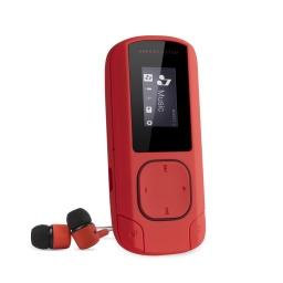 REPRODUCTOR MP3 ENERGY SISTEM CLIP 8GB ROJO