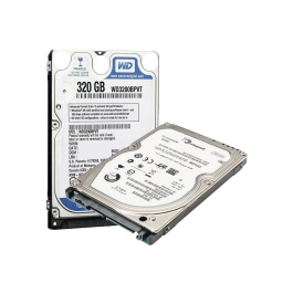 DISCO DURO 320GB 2.5 SATA3 6.0GBPS 5400RPM MARCAS VARIAS