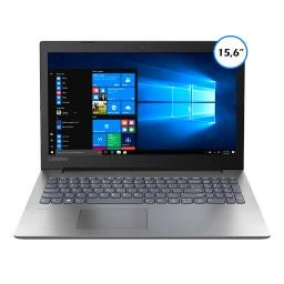 NOTEBOOK LENOVO 330-15IKBR CORE I3 8100U 8GB 1TB 15.6 WIN 10 64BIT BLUETOOTH