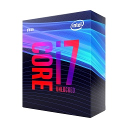 PROCESADOR CPU INTEL CORE I7 9700KF OCTA CORE 3.6 A 4.9GHZ