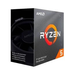 PROCESADOR AMD CPU RYZEN 5 3600X SIX CORE 3.8 A 4.4GHZ AM4