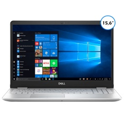 NOTEBOOK DELL INSPIRON 5584 CORE I7 8GB NVME 256GB 15.6 FHD TACTIL WIN10