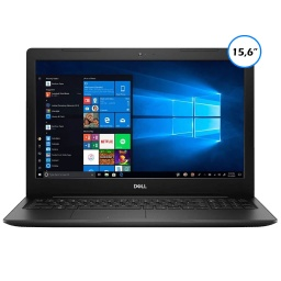 NOTEBOOK DELL INSPIRON 3583 CORE I5 8GB SSD 960GB 15.6 TACTIL WIN10