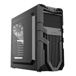 GABINETE RAIDMAX VORTEX V5 ACRILICO 1 FAN 120MM