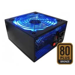 FUENTE DE PODER RAIDMAX RX530SS 530W 80 PLUS BRONZE LED BLUE